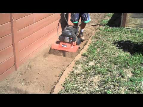 Review of Powermate 21 in. 140 cc Front Tine Gas 4-Cycle Tiller