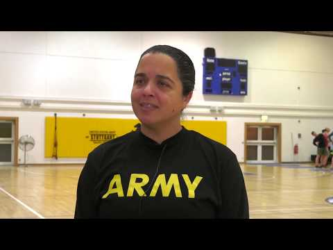 Stuttgart Soldiers Ready for New Army Combat Fitness Test