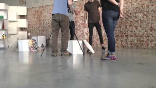 Making Of Sesión Fotográfica Cardboard Furniture And Projects