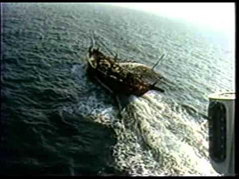 Tanker War in the Gulf 1987