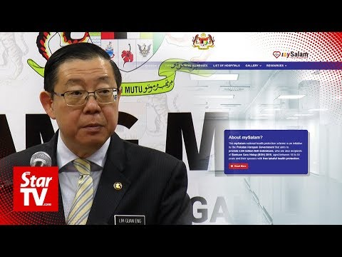 MySalam claim submissions available beginning March 1, says Guan Eng