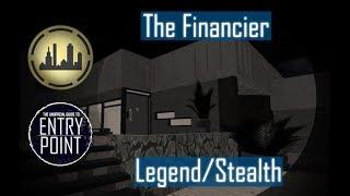 Guide de The Financier Legend/Stealth (fr) Roblox: Point d'entrée