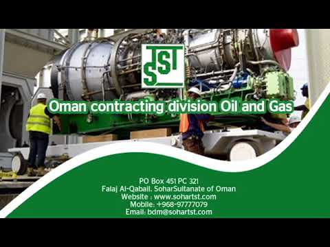 Oman contracting division Oil and Gas