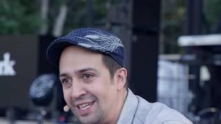 "Lin-Manuel Miranda: ""The Hamilton Mixtape"""