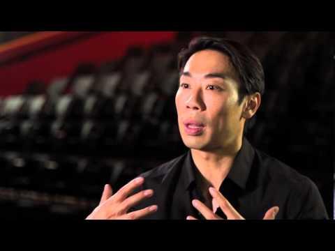 BalletMet's New Artistic Director Edwaard Liang
