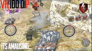 VK100.01p Review Tier 8 Maus Monster World of Tanks Blitz