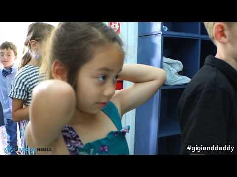 Gigi Graduates 1st Grade at Evergreen Community Charter School