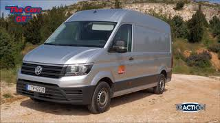 Traction~VW Crafter 2018 Test Drive