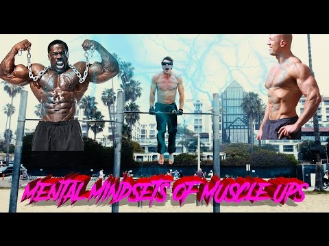 Mental Muscle Up's (Mind State of Overcoming Fitness) @ Santa Monica 2017