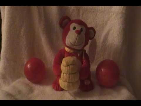 Sugar Sugar Valentine's animated singing Bear