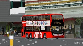 OMSI KMB 278K 聯和墟-粉嶺站 循環線