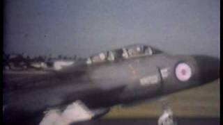 Mission 66 - Gloster Javelin mission 1966