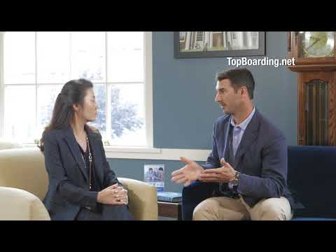 Interview with Jeff Natale from Milton Academy