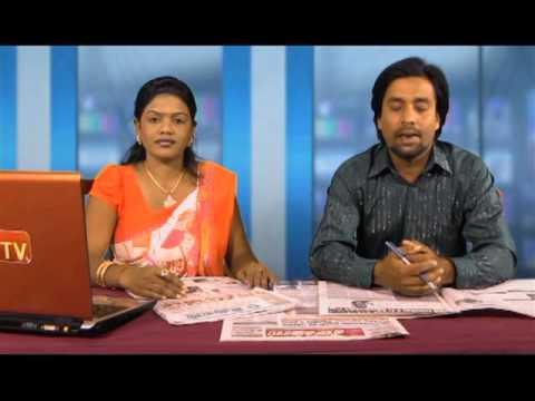 DDtv sri lanka tamil news paper review 18.02.2016