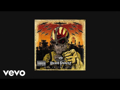Five Finger Death Punch - Bad Company (Official Audio)