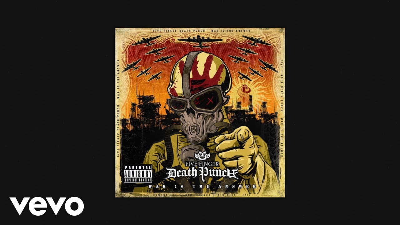 Five Finger Death Punch - Bad Company (Official Audio) #1