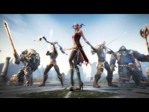 Популярная бесплатная MMO игра TERA анонсирована для Xbox One