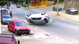 Cars Hitting Speedbumps/Potholes (#1)