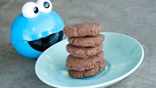 Chocolate Teff Christmas Cookies - Ultimate Christmas Cookie Countdown