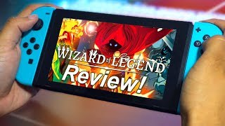 Wizard of Legend Review | ACTION PACKED FUN!