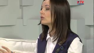Главный редактор журнала «Пульс Воронеж» Елена Алехина
