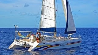 44' St Francis Catamaran Exumas The Bahamas Charter
