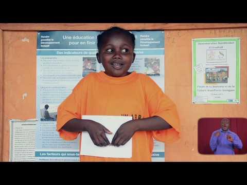 L'Éducation Inclusive En Pratique En Afrique De L'Ouest Et Du Centre