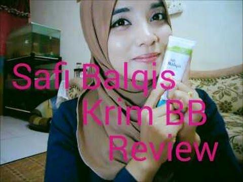 Safi Balqis Krim BB review || ainEin - YouTube