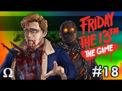 A DEAL WITH THE DEVIL!   Friday the 13th The Game #18 NEW SAVINI JASON! Ft. Friends