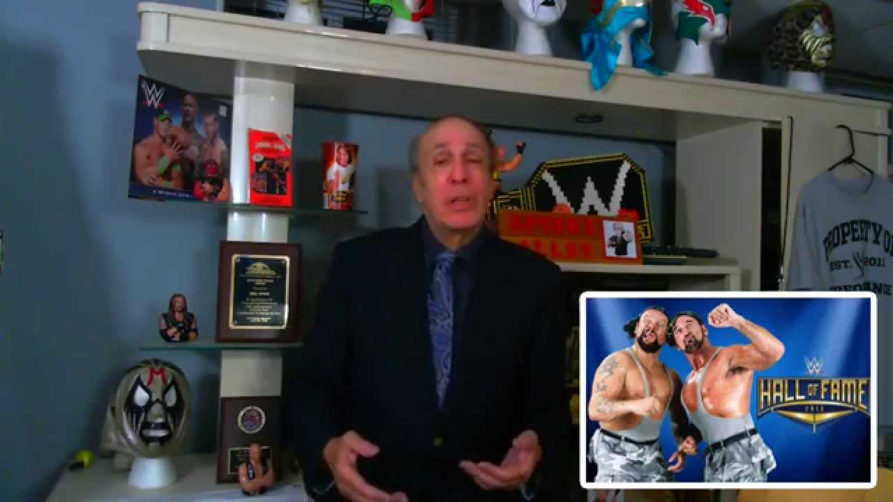 EXAMINING THE 2015 WWE HALL OF FAME - YouTube
