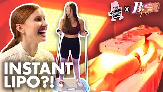 What is INSTANT LIPO?! w/ Jackie O from The Morning Toast (Beauty Trippin)