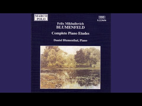 2 Etudes, Op. 29: Etude in D Major, Op. 29, No. 1