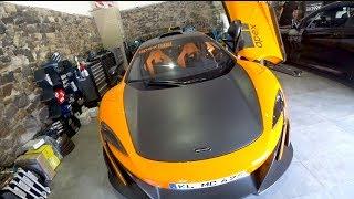 Сел за руль McLaren 700 сил / Поездка на Нюрбургринг