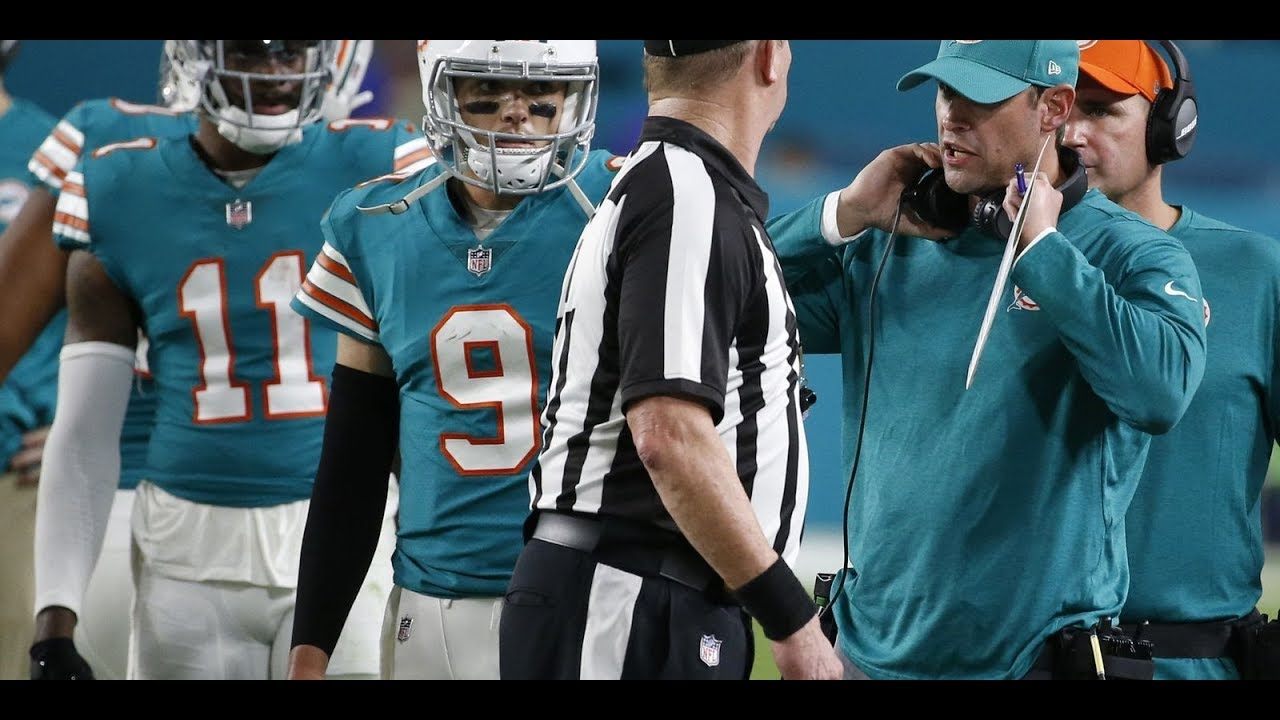 Adam Gase on Dolphins' lack of discipline in 2017: 'We need our leaders to step up'