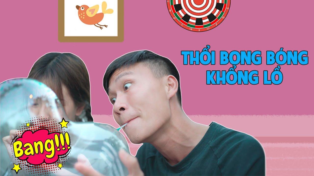 THỔI BÓNG KEO KHỔNG LỒ | Hai Anh Em Phần 128 | Phim Học Đường Hài Hước Hay Nhất Gãy TV