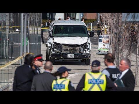 Toronto police statement on van attack arresting officer