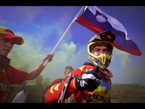 TIM GAJSER Champion (MXGP) 2016