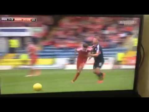 Andy Walker's Interpretation of a 'Yellow Card for Absolutely Nothing'