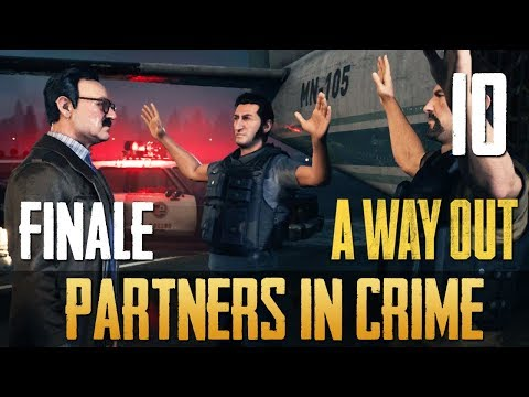 [FINALE | 10] Partners in Crime (Let's Play A Way Out PC w/ GaLm and FUBAR)