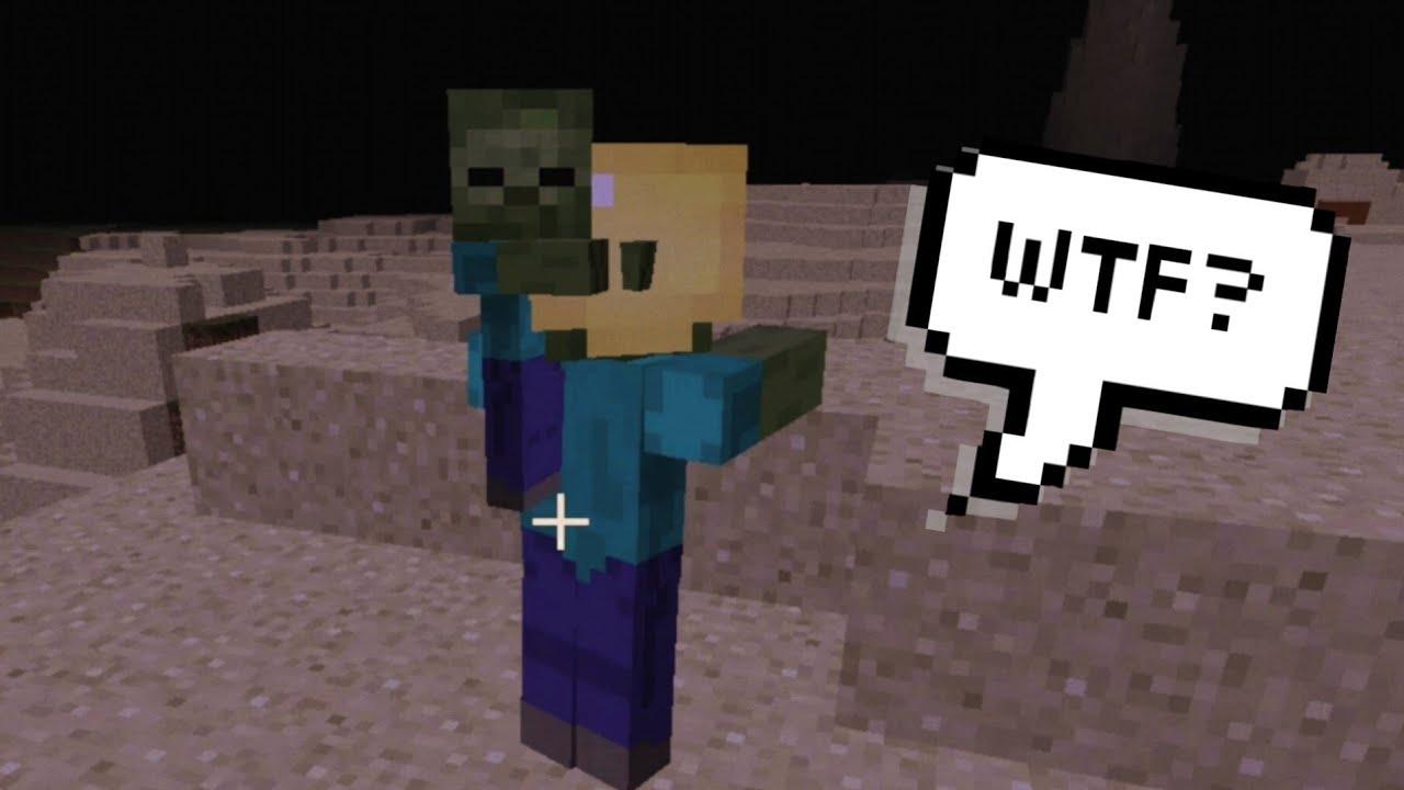Baby Zombie Minecraft Png  Ilmu Pengetahuan 9
