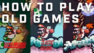 How to Play Old Games - Tubby Talk S01E19