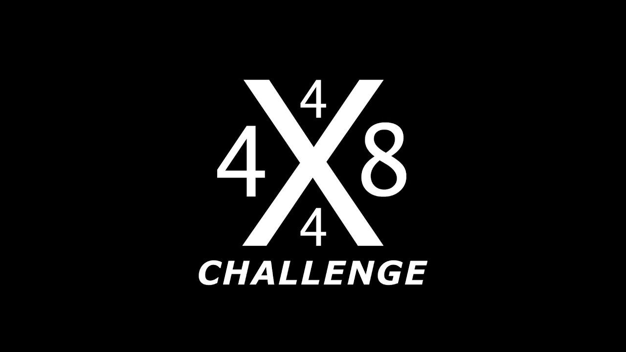 AFTER-SHOW MOVIE 4x4x48 Challenge