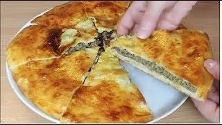 Bu  Çörek Başka Kiymali Yağlı Çörek Tarifi -  Osetya Çöreği -  Gülsümün Sarayi