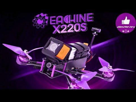 Фото ✔ Обзор Eachine Wizard X220S - Отличный Готовый FPV квадрокоптер, Осень 2017! Banggood