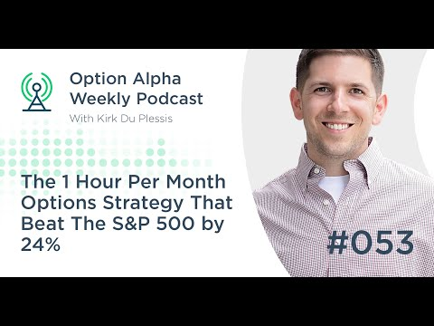 The 1 Hour Per Month Options Strategy That Beat The S&P 500 by 24% - Show #053