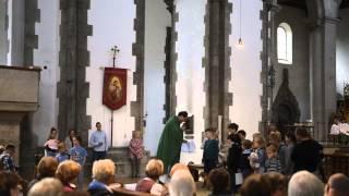 Viecherl - Messe 2015 in München : Hier kriegen die Viecherl ihren Segen
