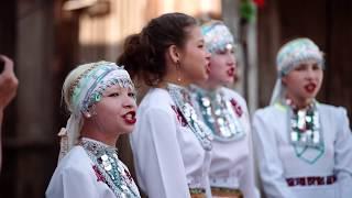 Современная марийская свадьба - полный свадебный фильм. Заявки по тел +7(937)939-7308