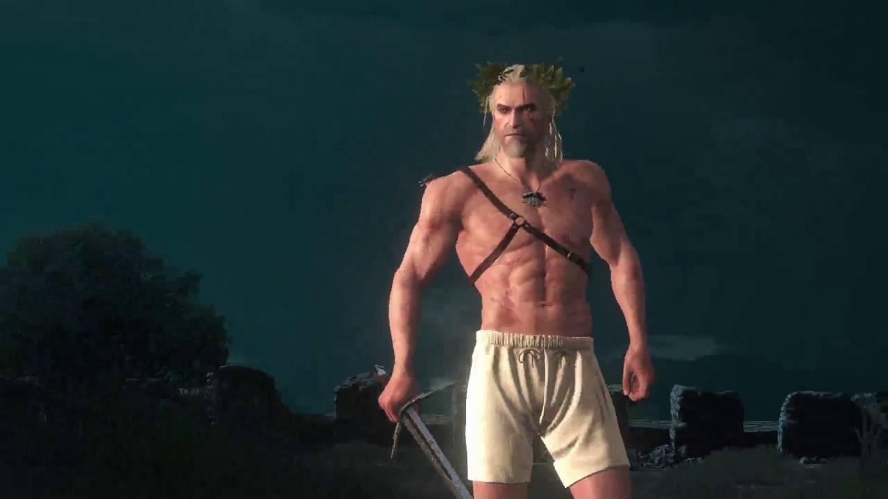 Nude man fight Nude Photos 16