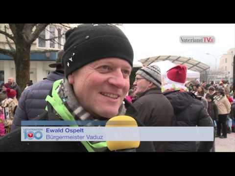 9. Februar - Liechtenstein in 100 Sekunden