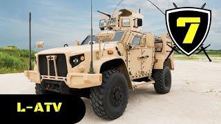Light Combat Tactical All-Terrain Vehicle - L-ATV